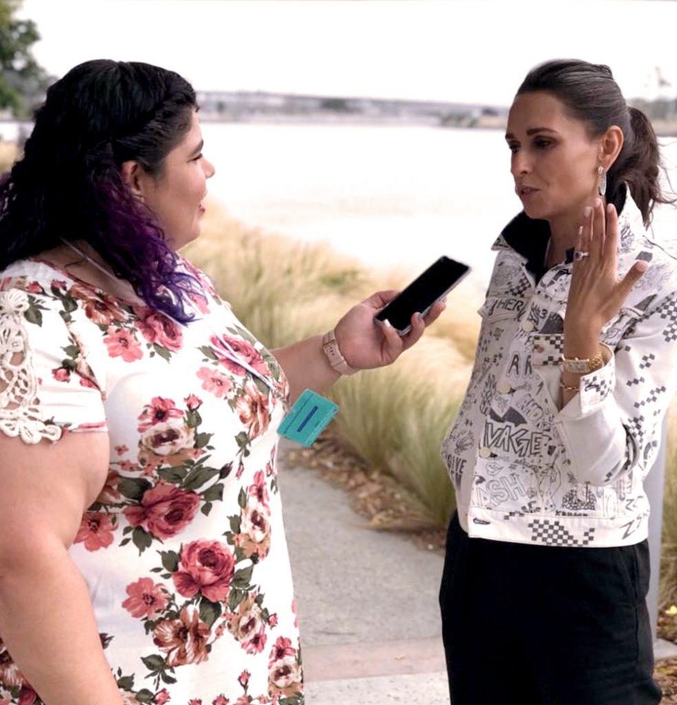 Entrevista a Regina Merson